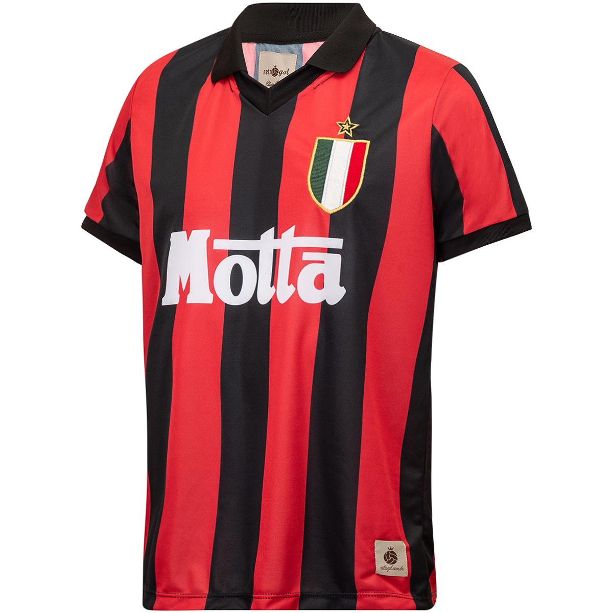 Camisa Milan Retrô 1991 Masculina