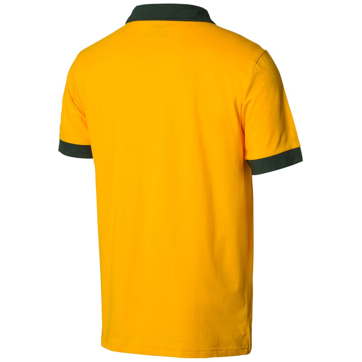Camisa Polo Retrô Gol Chapecoense Seleção Brasil Torcedor