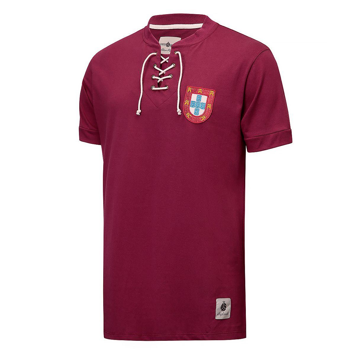 Camisa Portugal Retrô Corda