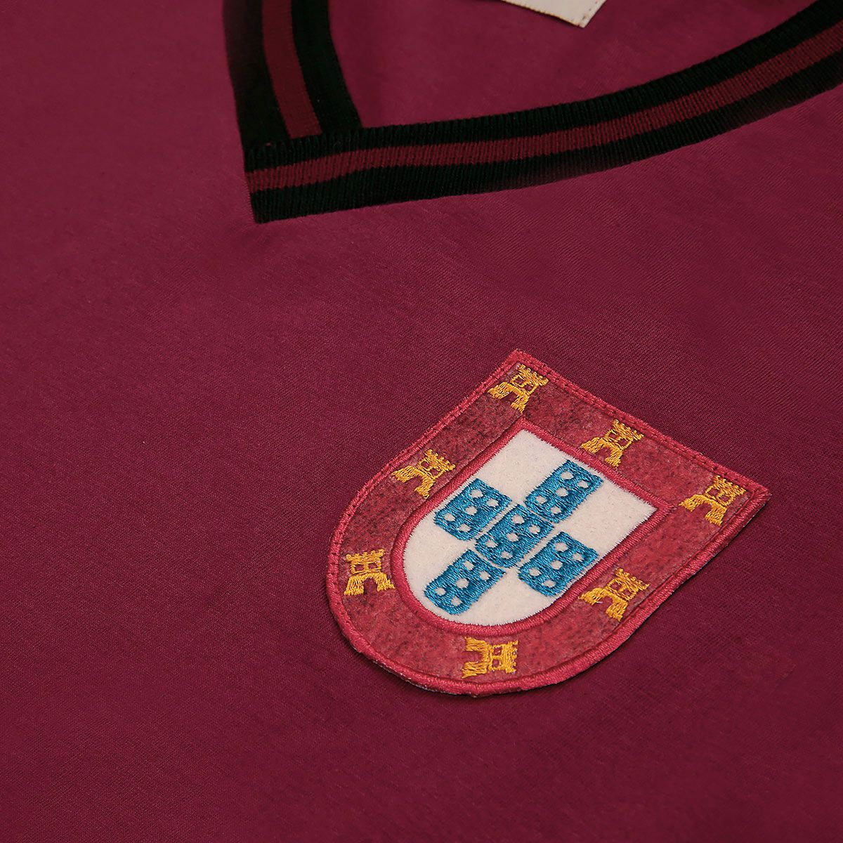 Camisa Portugal Retrô Feminina