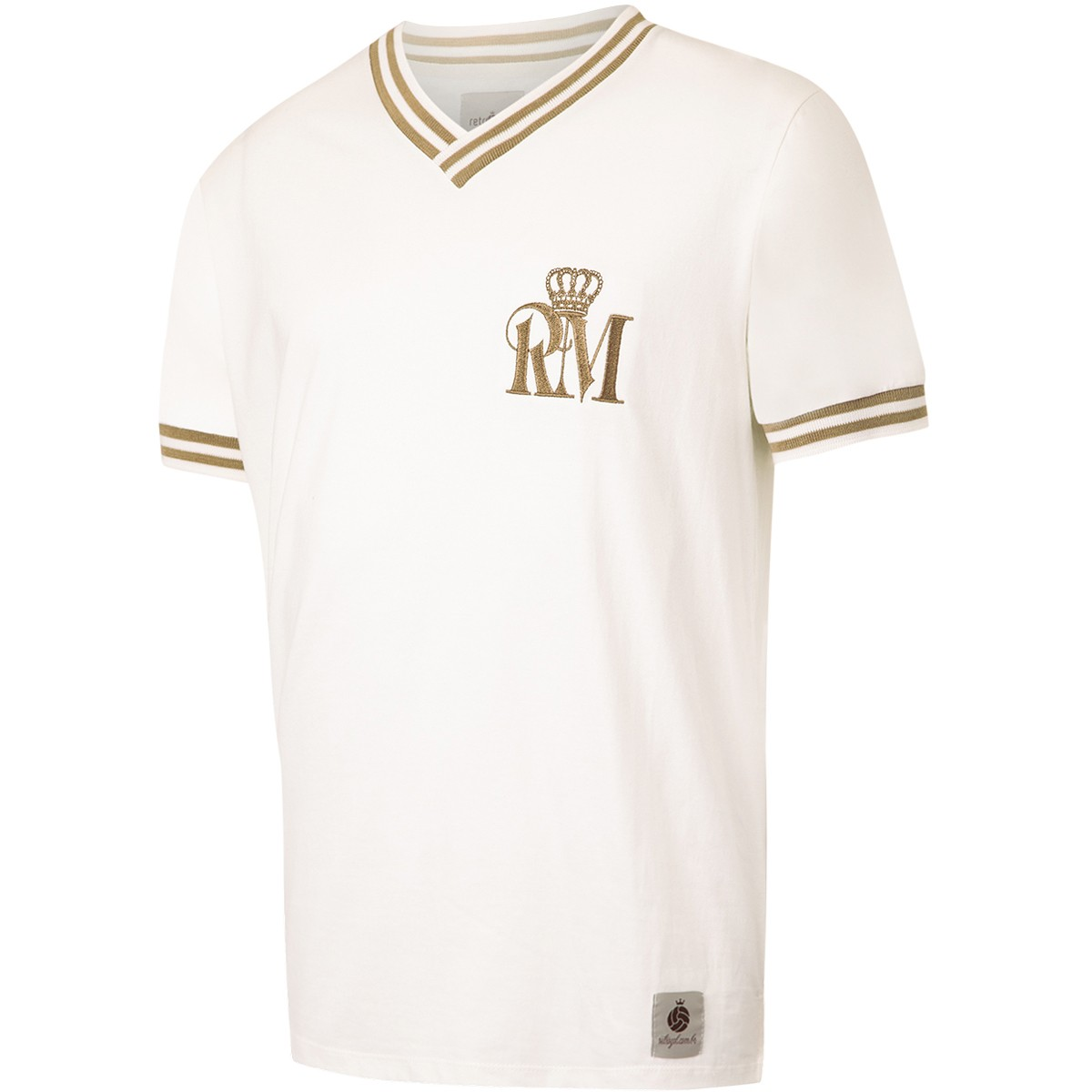 Camisa Real Madrid Retrô nº 10 Masculina