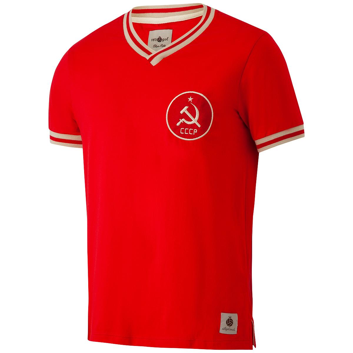 Camisa Retrô CCCP Masculina