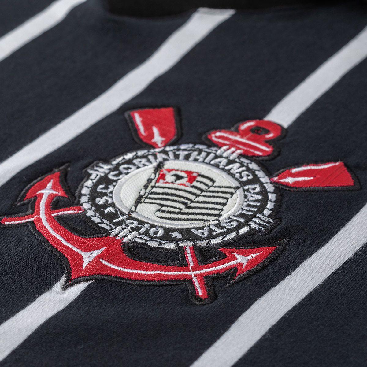 Camisa Retrô Corinthians Mundial 2012 Masculina