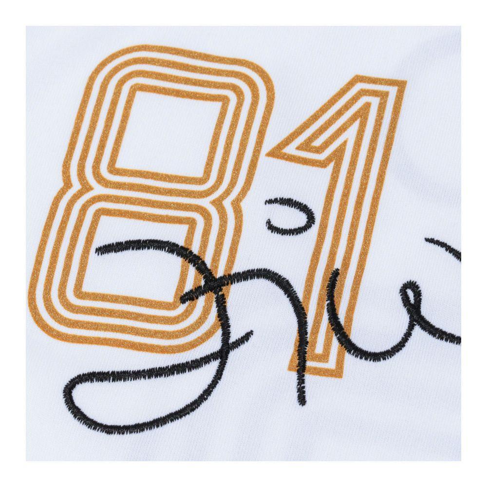 Camisa Retrô Flamengo Réplica Mundial 81 Zico DRY
