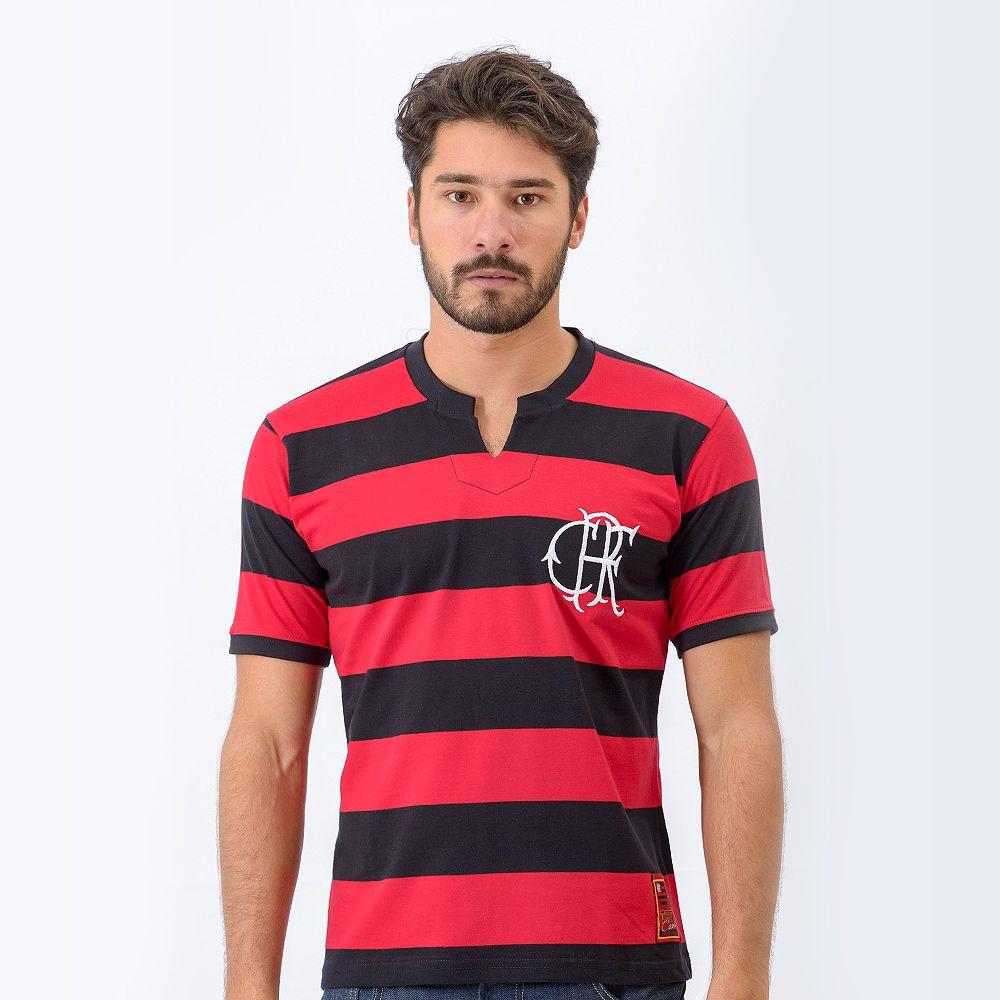 Camisa Retrô Flamengo Tri Masculina