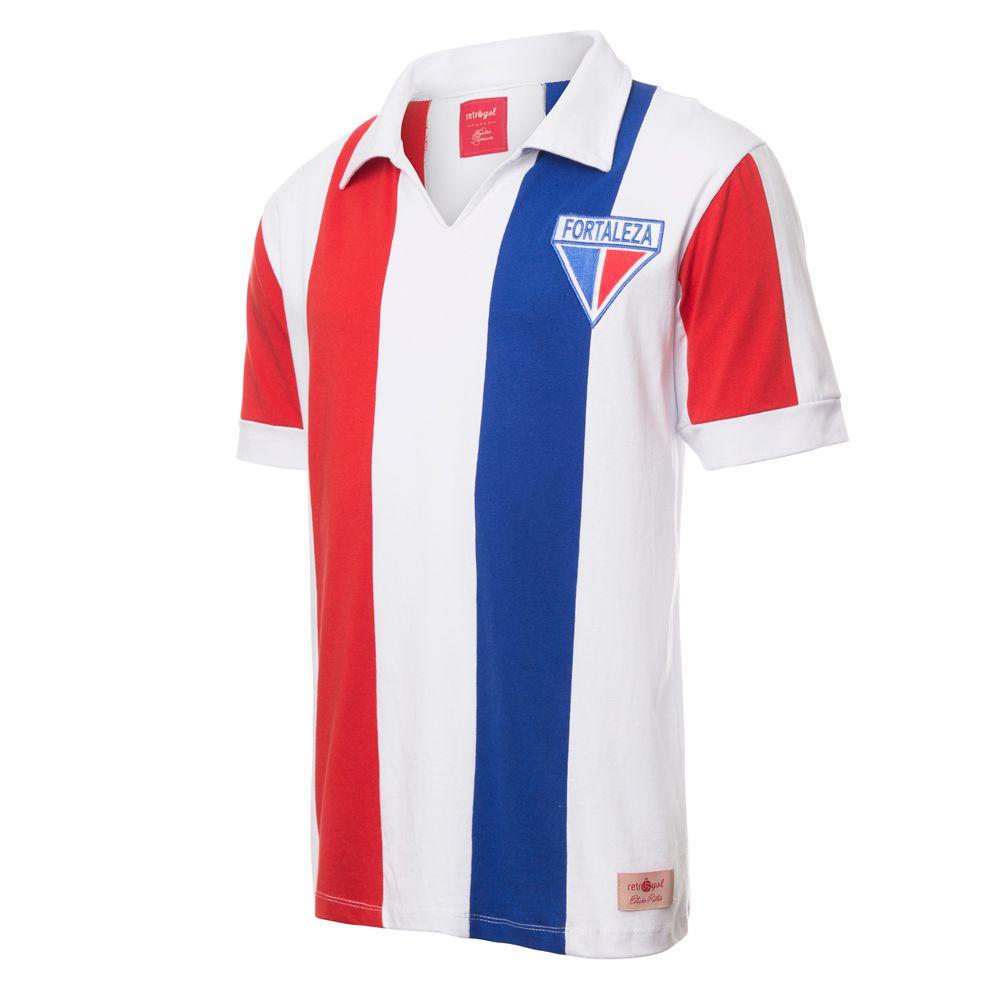 Camisa Retrô Gol Fortaleza Torcedor
