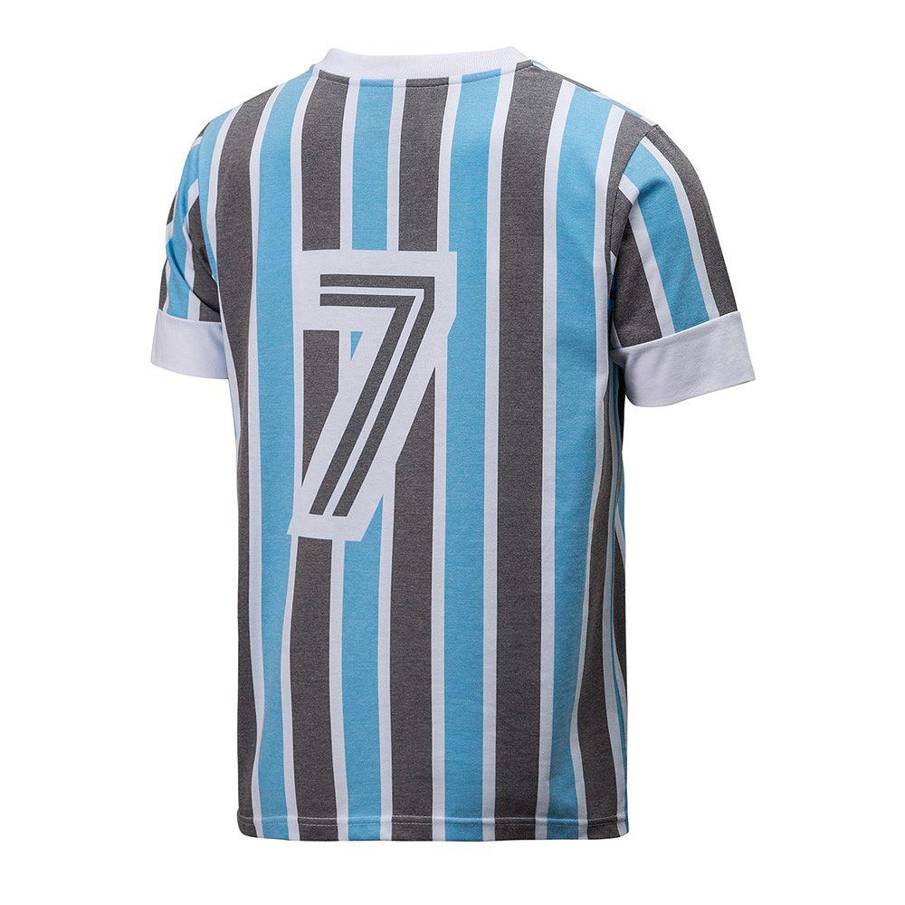 Camisa Retrô Gol Grêmio Réplica 83 Libertadores