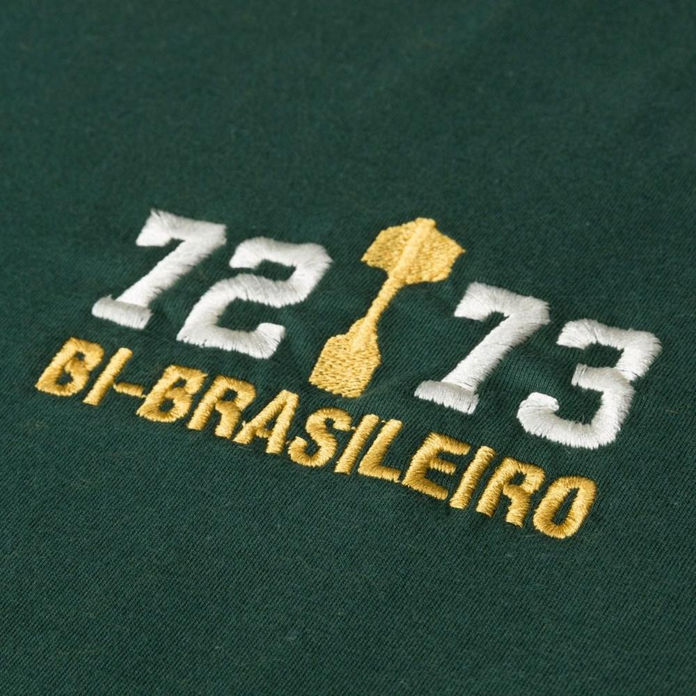 Camisa Palmeiras Retrô Gol Réplica Ademir da Guia Masculina