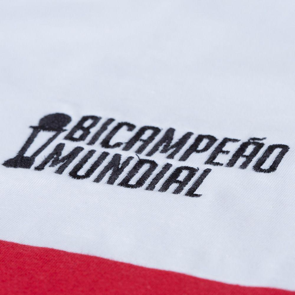 Camisa Retrô Gol Réplica Muller Ex - São Paulo 1993