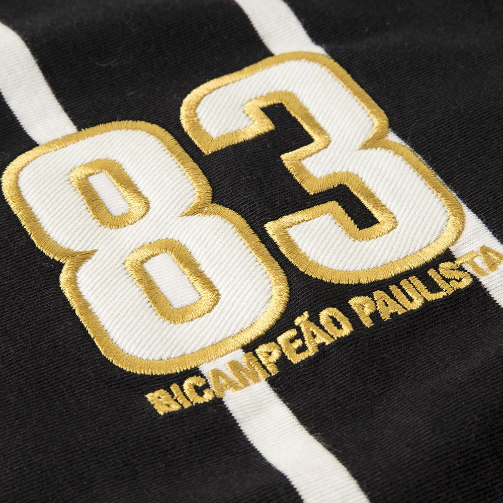 Camisa Retrô Gol Sócrates Ex - Corinthians 1983 Torcedor