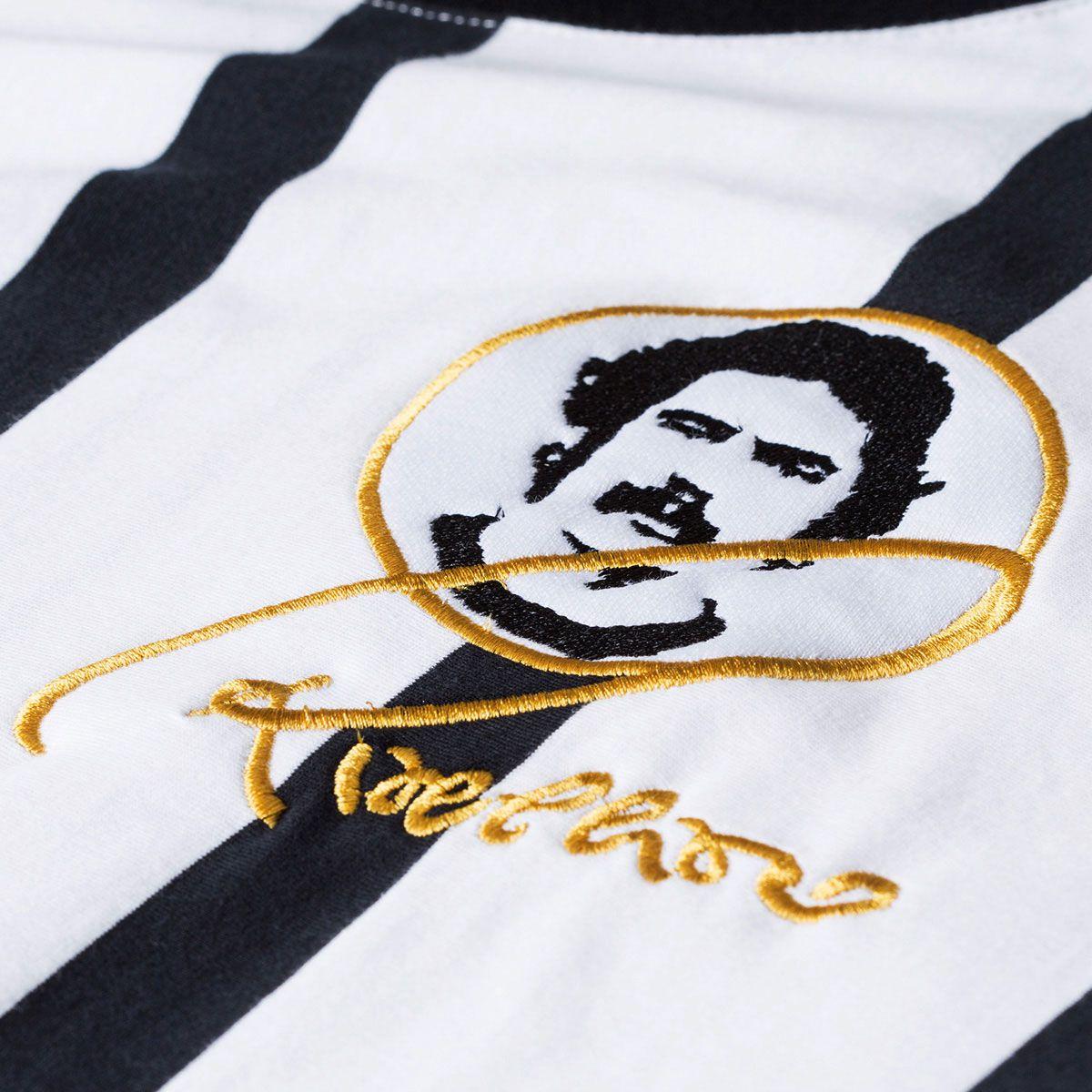 Camisa Retrô Gol Rivelino Réplica Ex - Corinthians