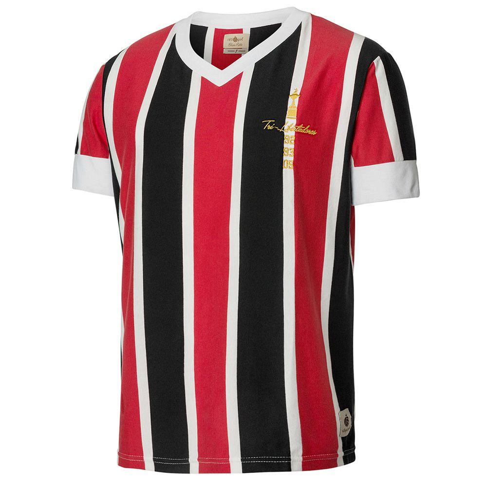 Camisa Retrô Gol São Paulo Libertadores Masculina