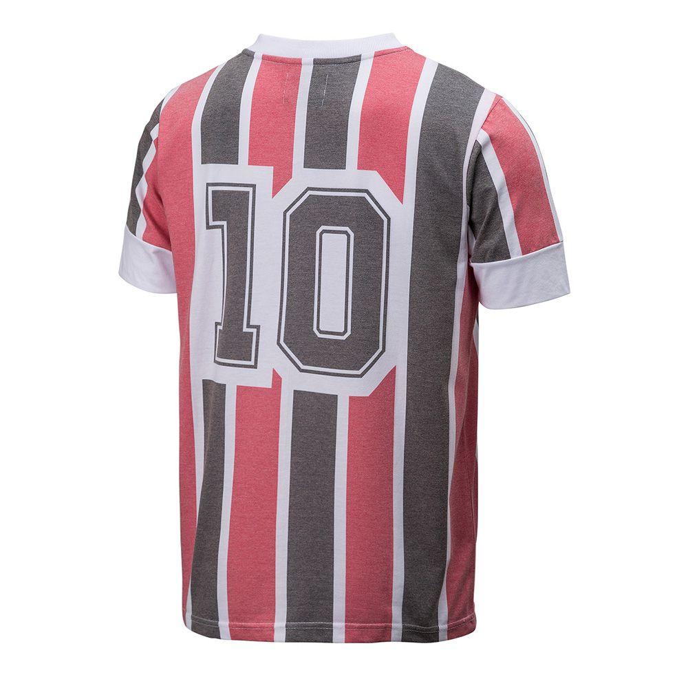 Camisa Retrô Gol São Paulo Réplica 77 Brasileiro