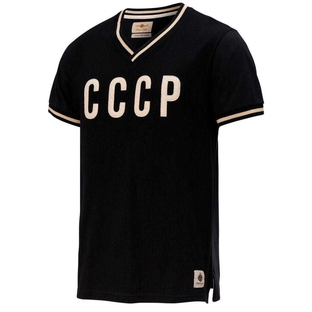 Camisa Retrô Gol Seleção CCCP Yashin Edição Limitada