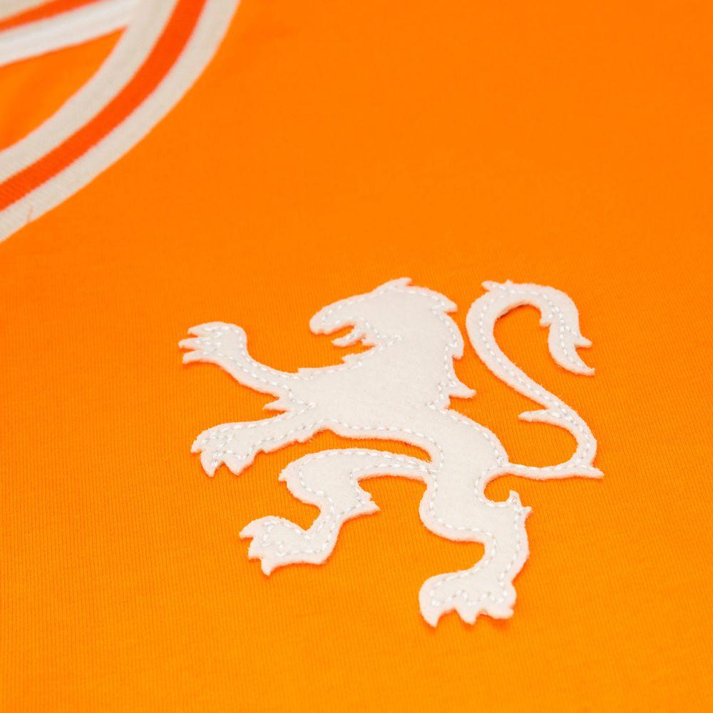 Camisa Retrô Gol Seleção Holanda Away Edição Limitada