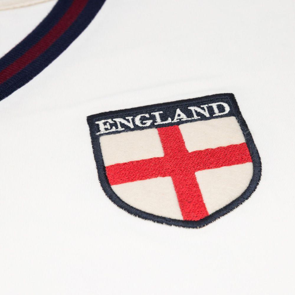 Camisa Retrô Gol Seleção Inglaterra Edição Limitada