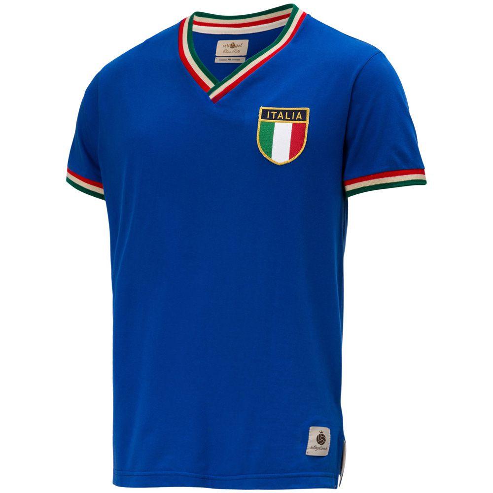 Camisa Retrô Gol Seleção Itália Edição Limitada