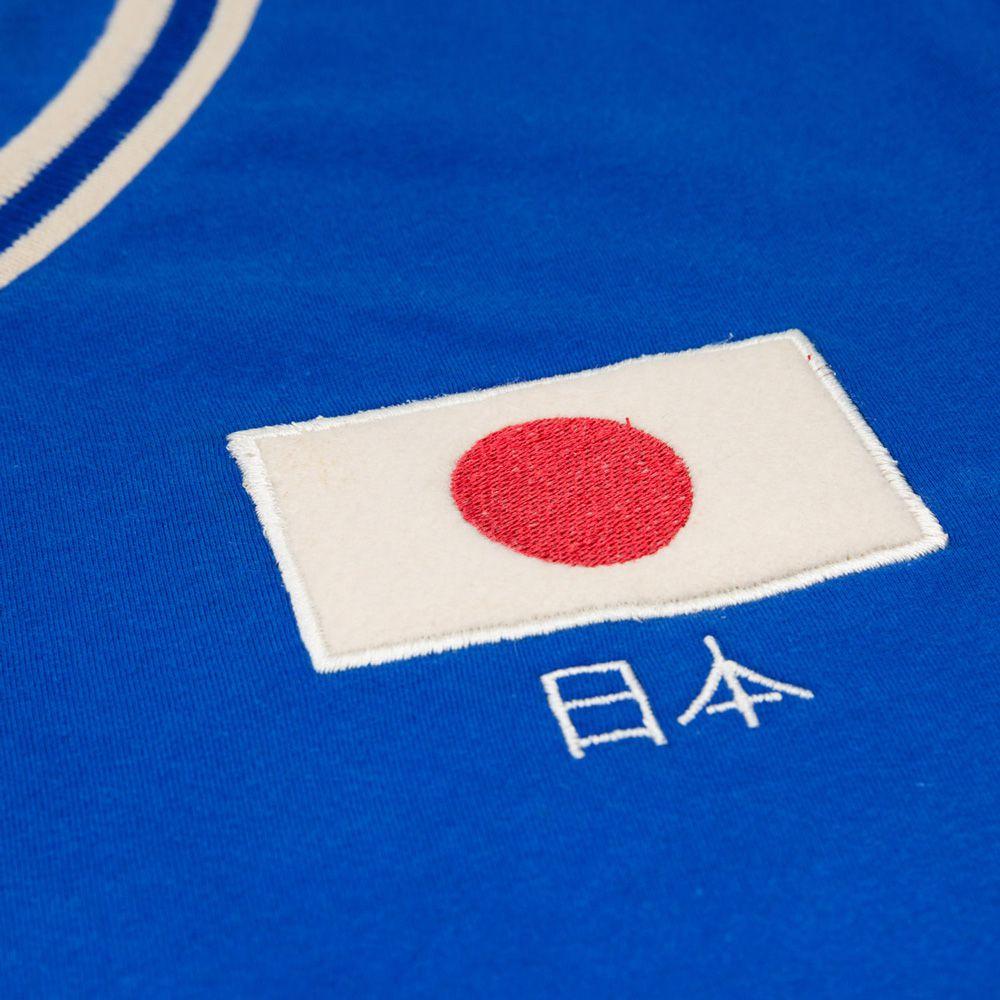 Camisa Retrô Gol Seleção Japão Edição Limitada