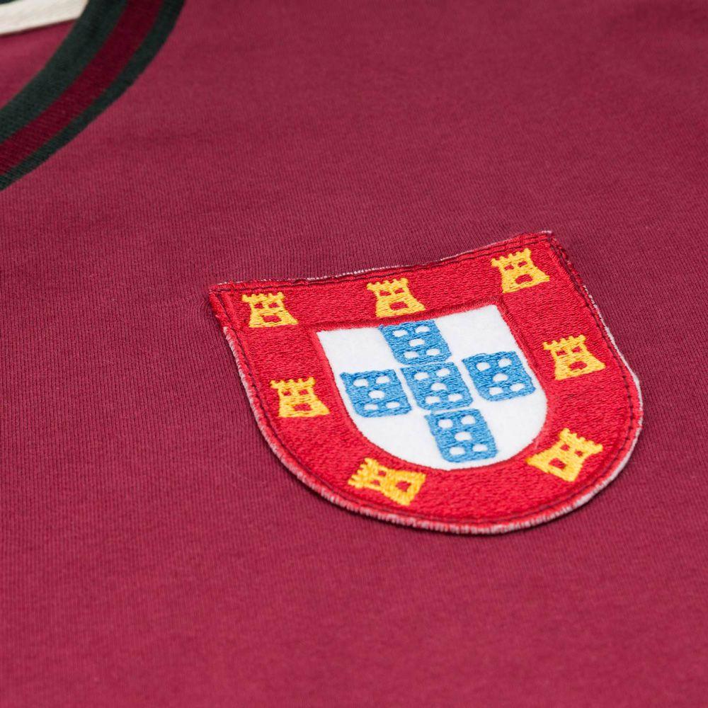Camisa Retrô Gol Seleção Portugal Edição Limitada