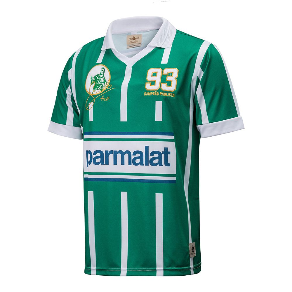 f4d065a87a Camisa Retrô Gol Zinho Ex - Palmeiras Réplica 93 - Retrôgol