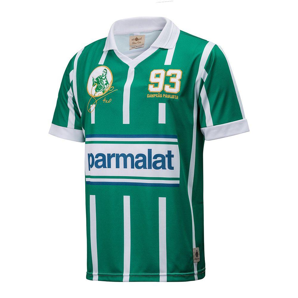 Camisa Palmeiras 93 Retrô Gol Zinho