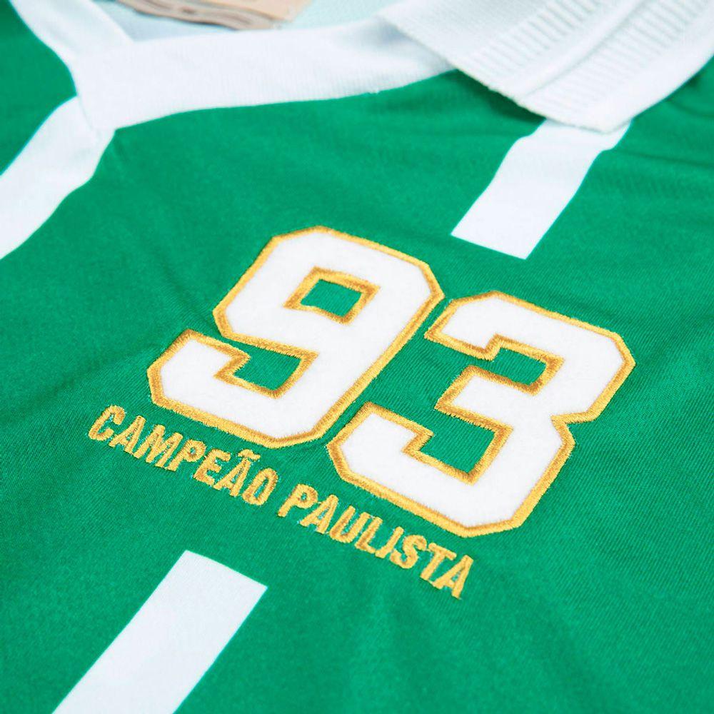 Camisa Palmeiras Réplica 93 Retrô Gol Zinho