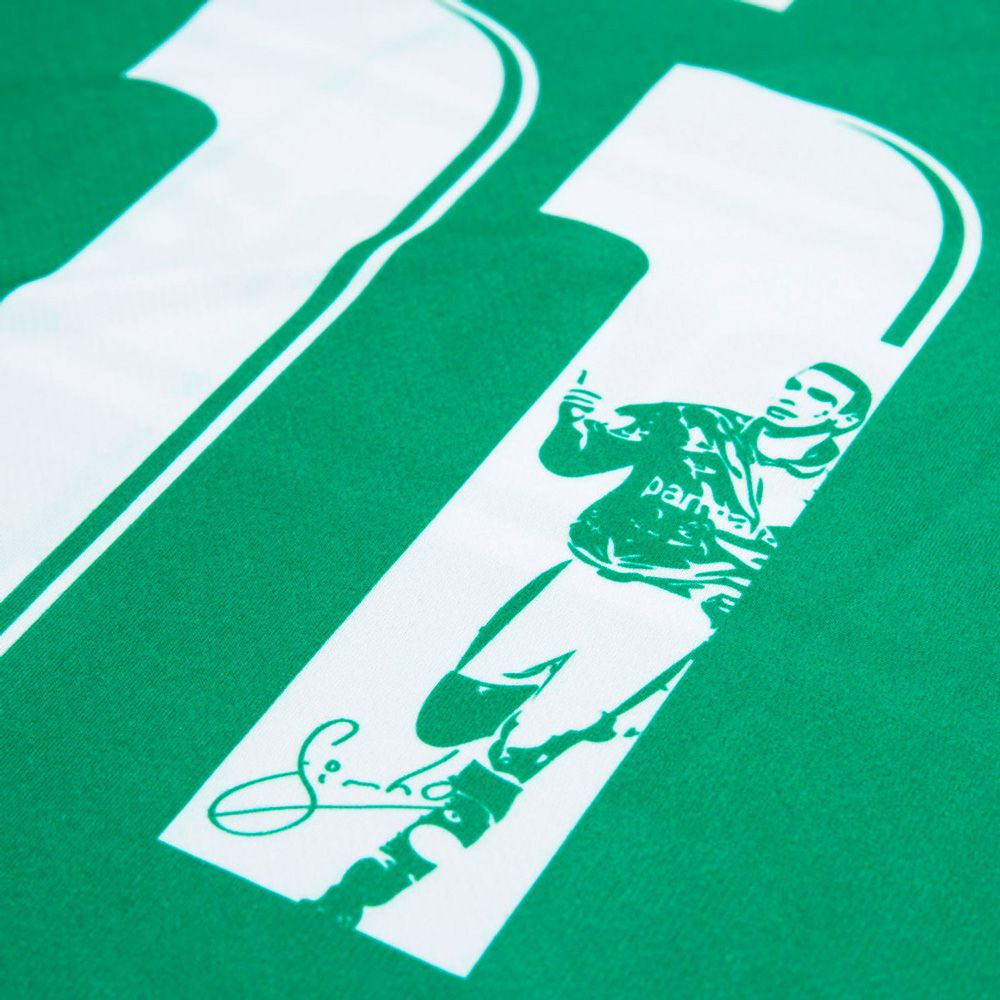 Camisa Retrô Gol Zinho Ex - Palmeiras Réplica 93