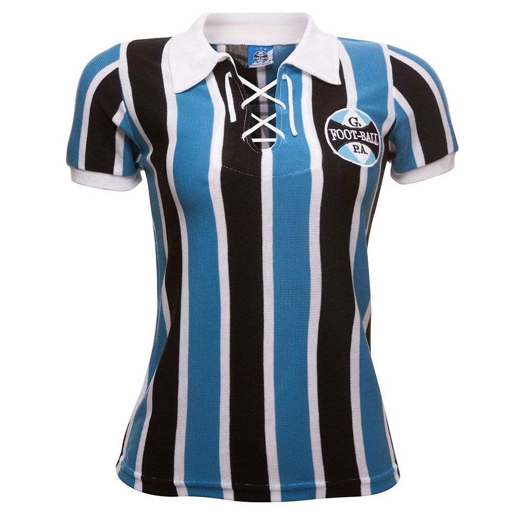 Camisa Retrô Grêmio 1929 Infantil Feminina