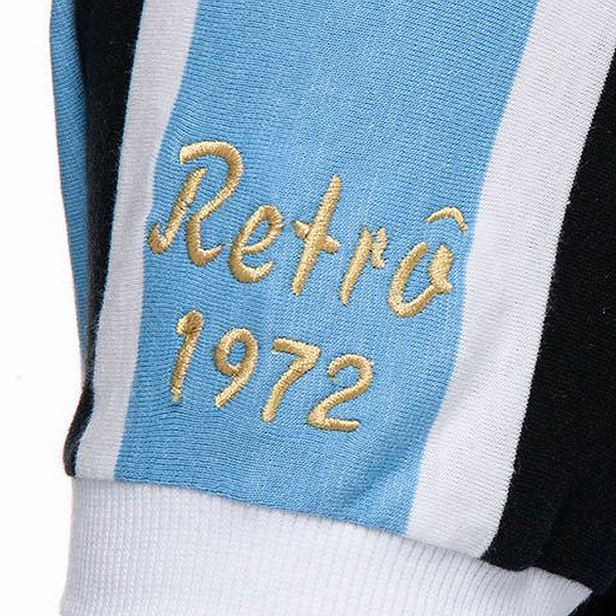 Camisa Retrô Gremio 1972 Masculina