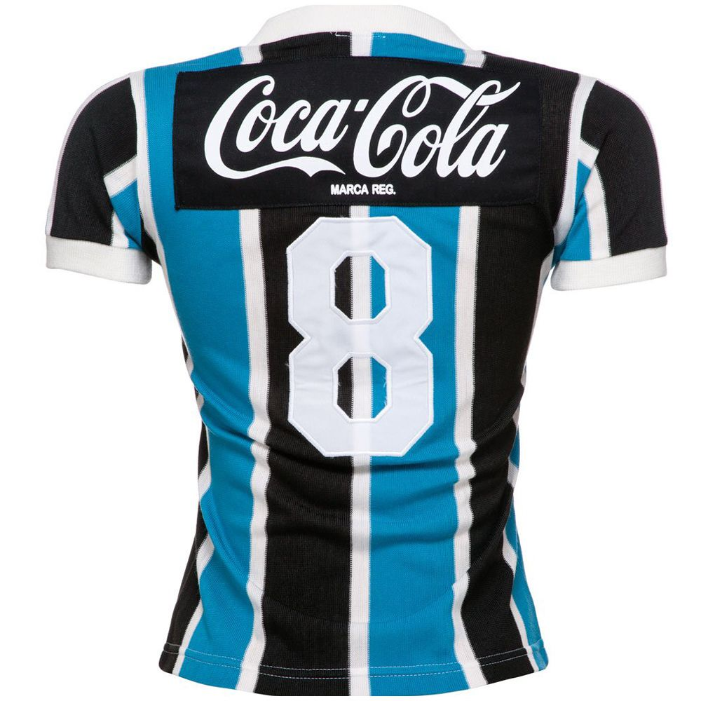 Camisa Retrô Grêmio 1989 Feminina