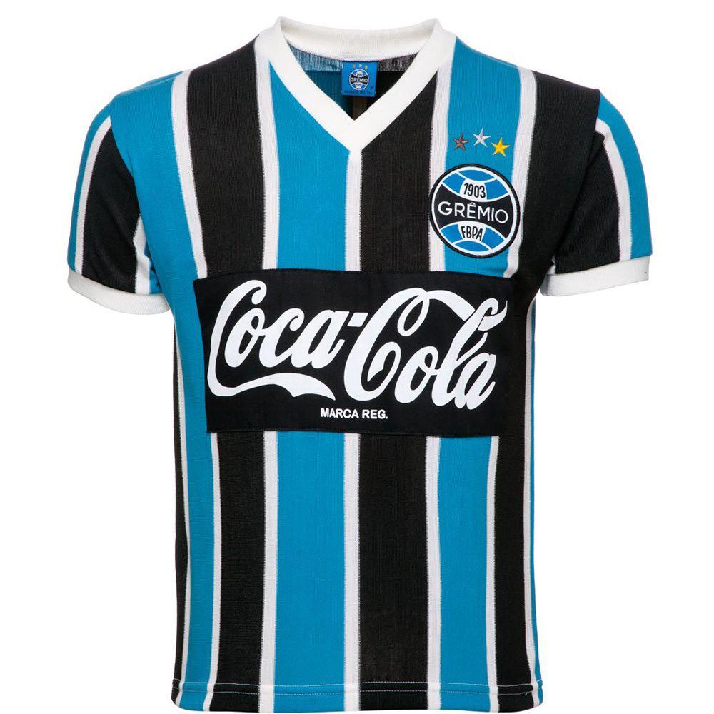 Camisa Retrô Grêmio 1989 Masculina