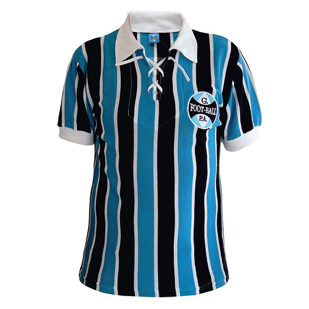 Camisa Retrô Grêmio Cordinha 1929
