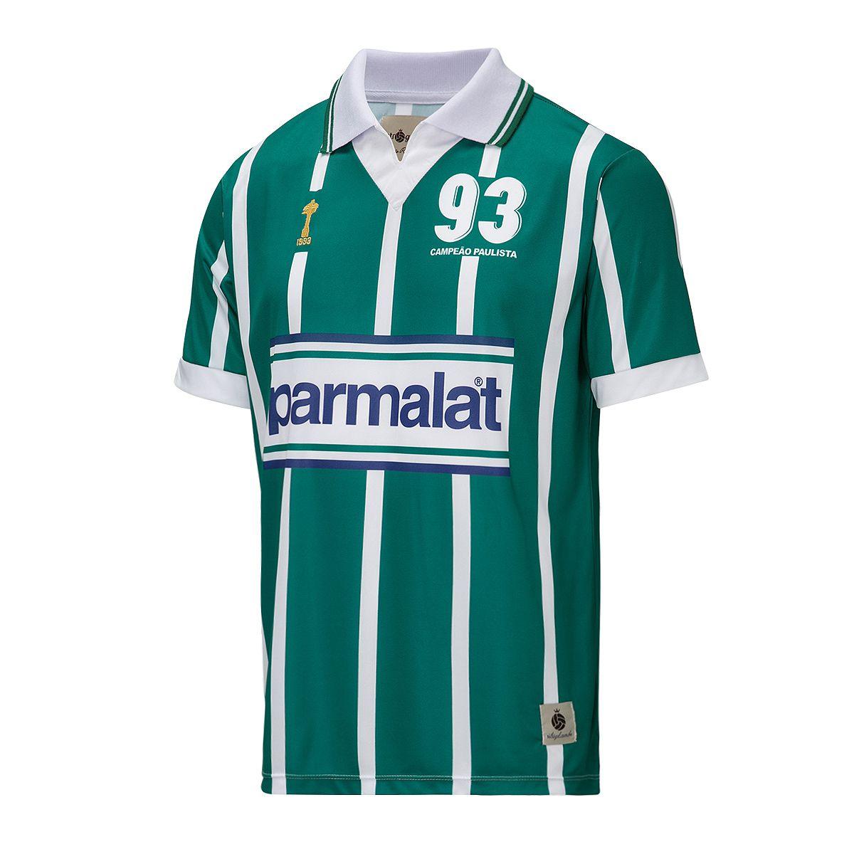 Camisa Retrô Palmeiras Brasileiro 1993