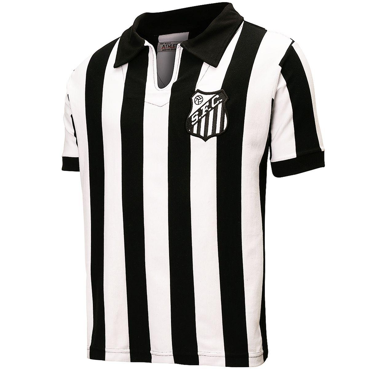 Camisa Retrô Santos 1956