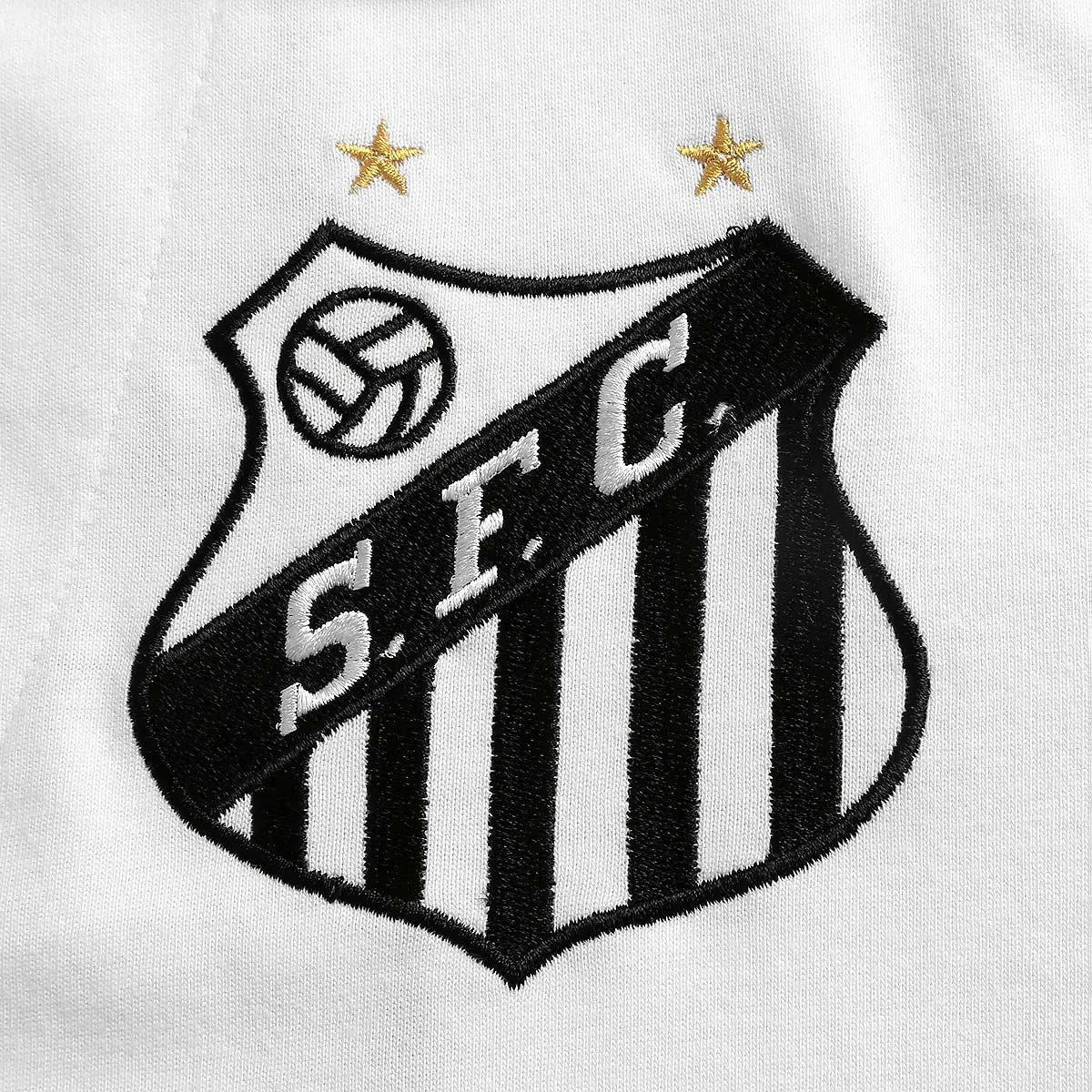 Camisa Retrô Santos Pelé Masculina