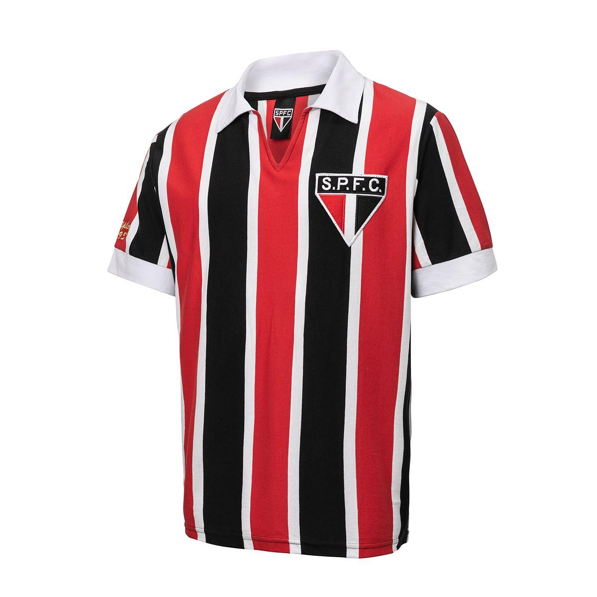 Camisa Retrô São Paulo 1957 Masculina