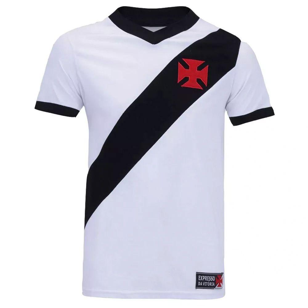 Camisa Retrô Vasco da Gama Réplica Expresso da Vitória