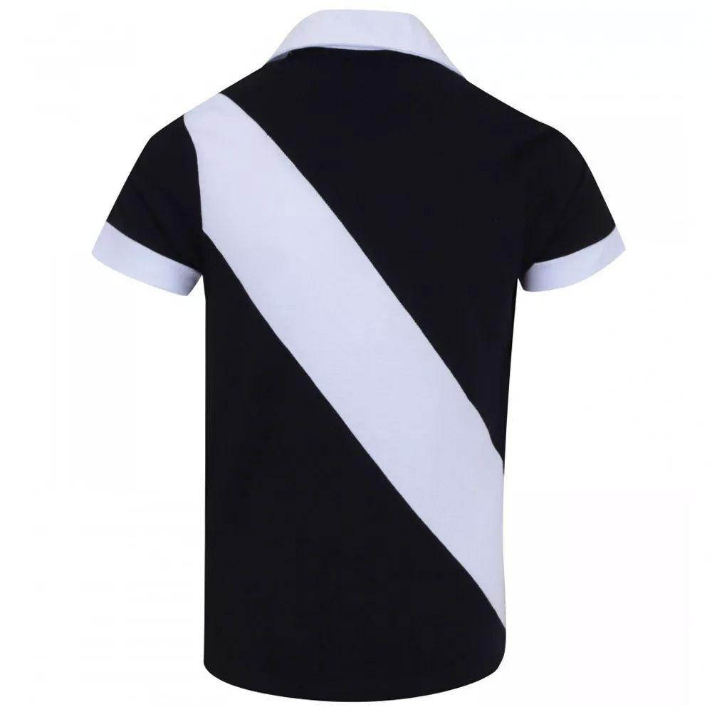 Camisa Retrô Vasco da Gama Torneio Paris 1957