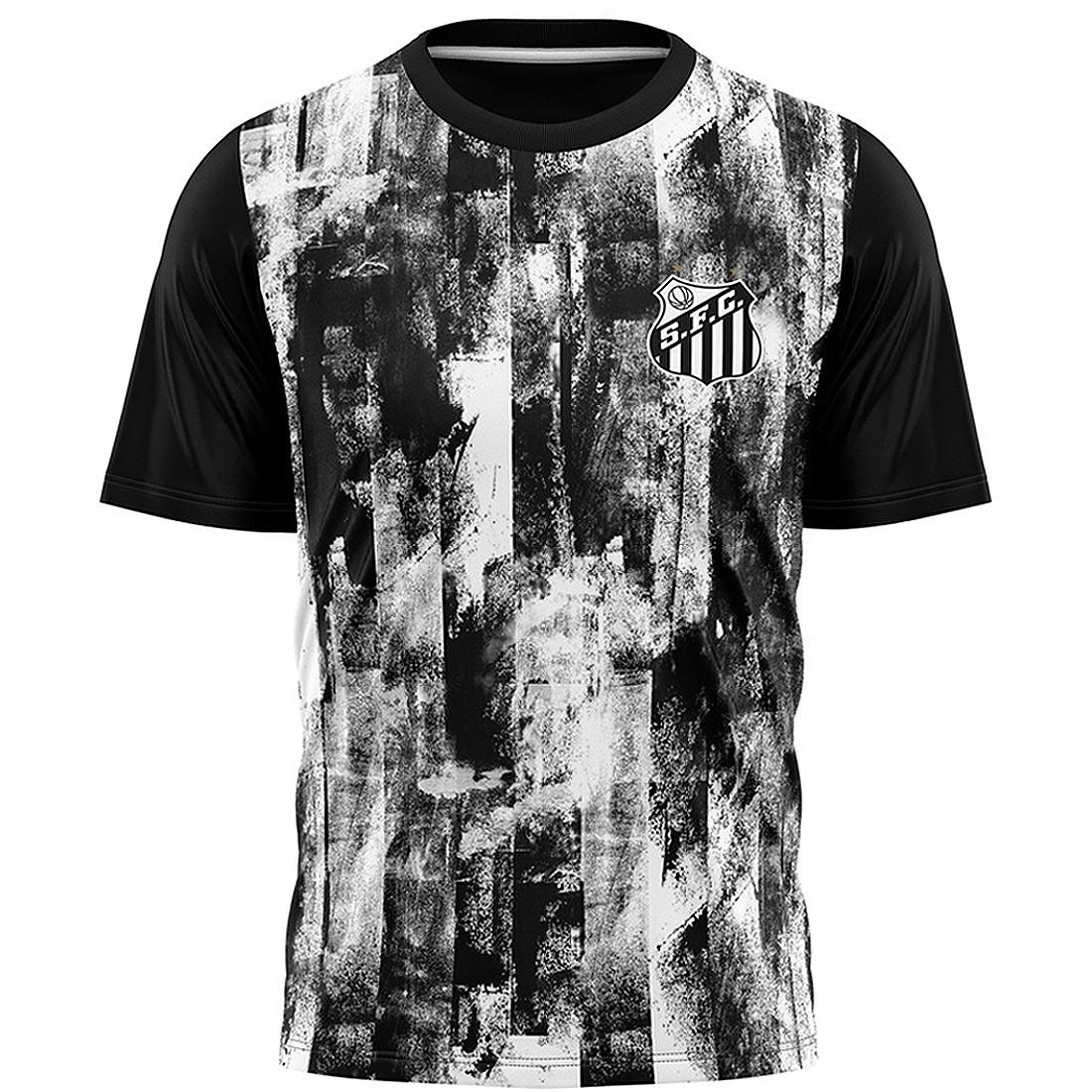 Camisa Santos Fold Torcedor
