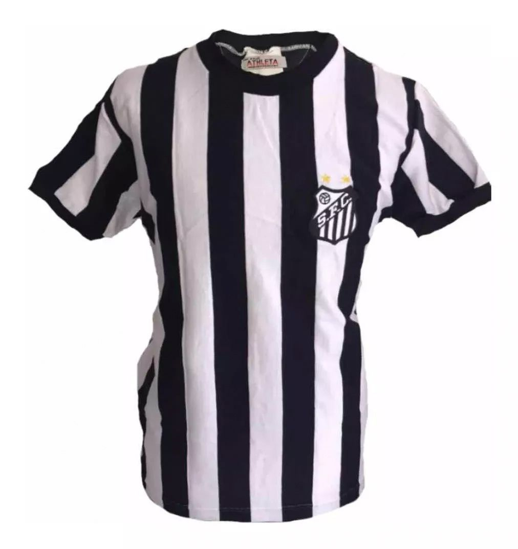 Camisa Santos Retrô 1974 Masculina