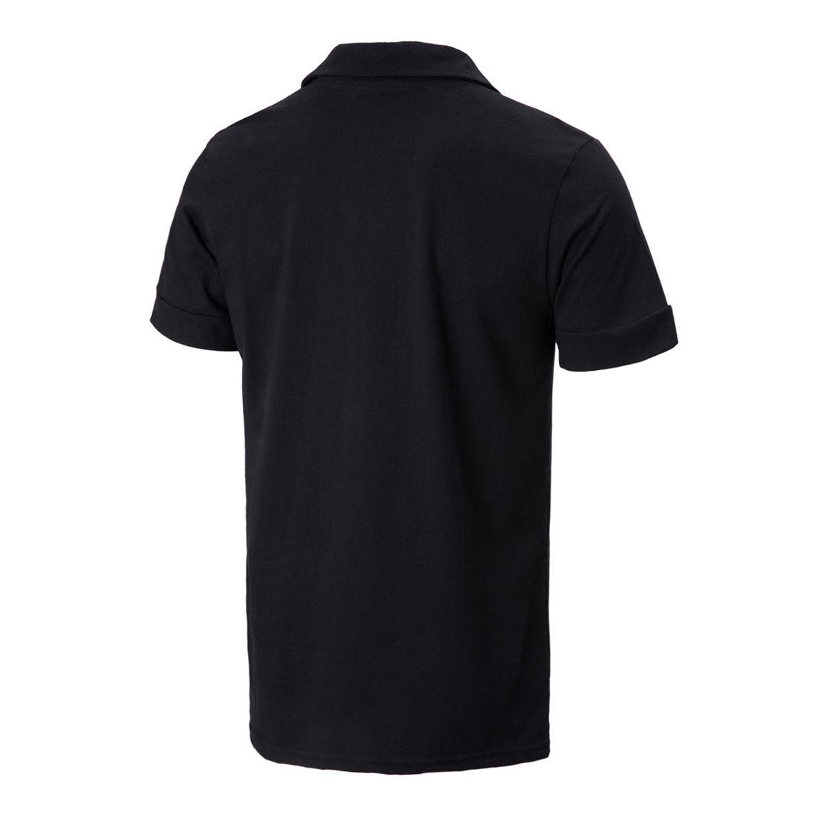 Camiseta Grêmio Retrô Preta Corda Masculina