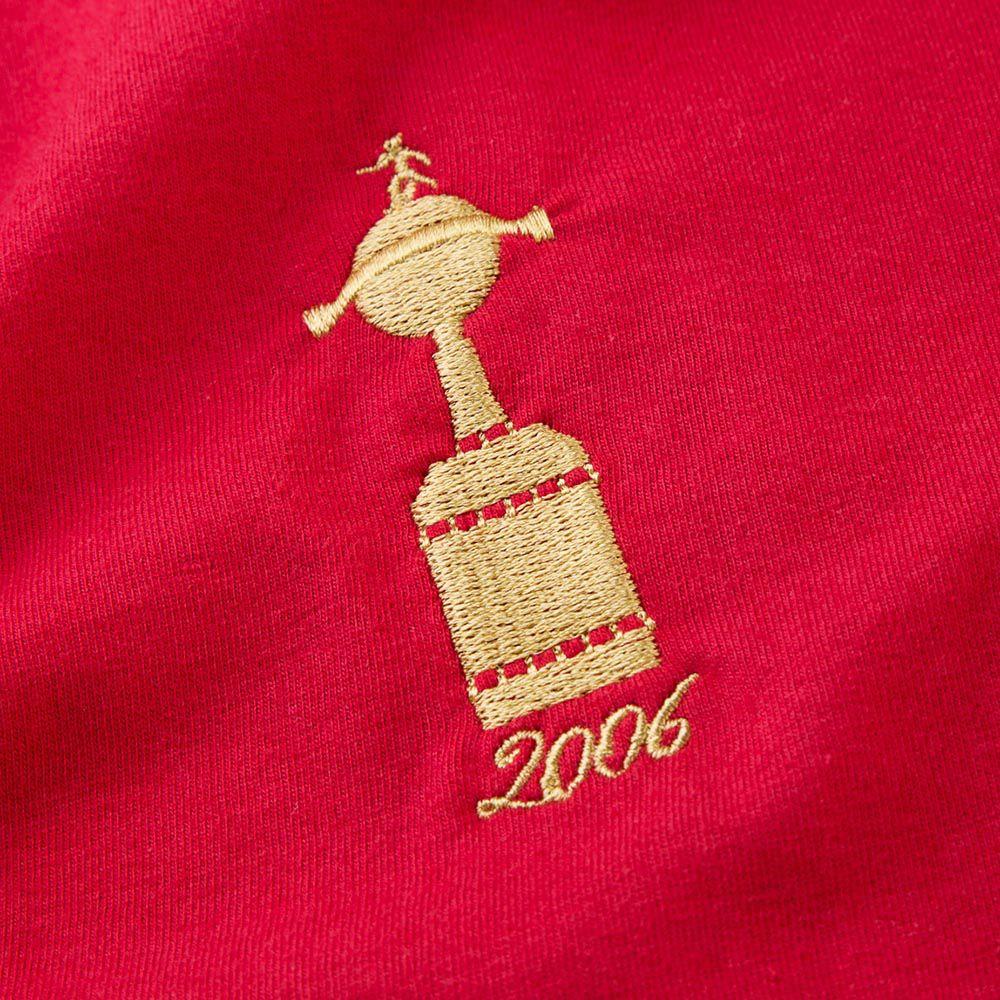 Camiseta Polo Retrôgol Colorado Libertadores 2012