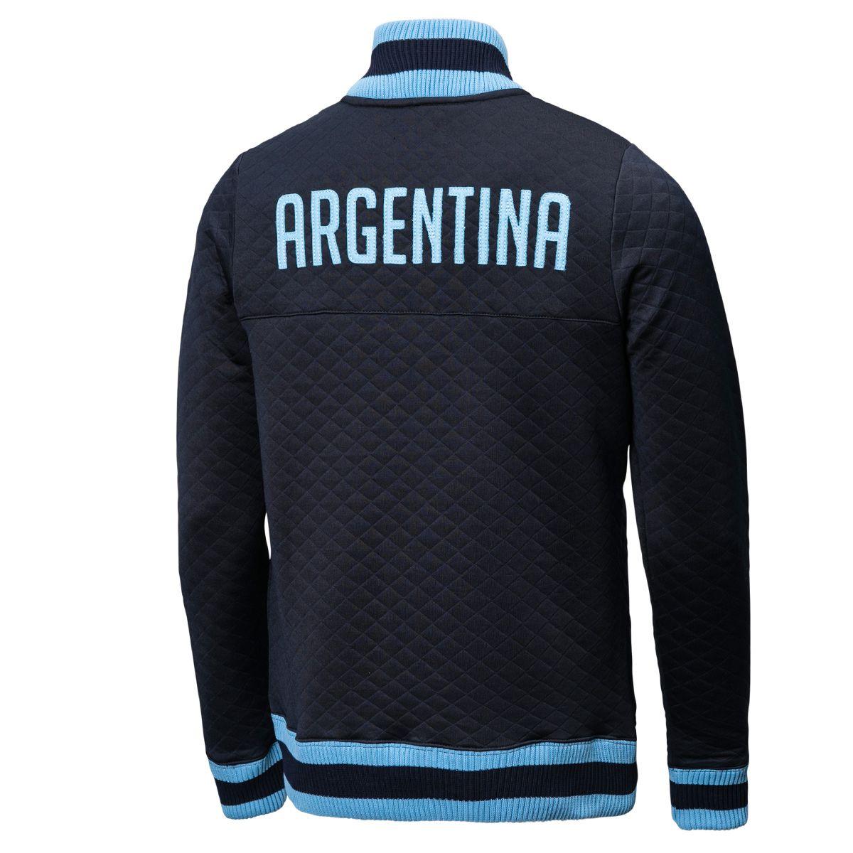 Jaqueta Argentina Retrô Gol Classic Masculina