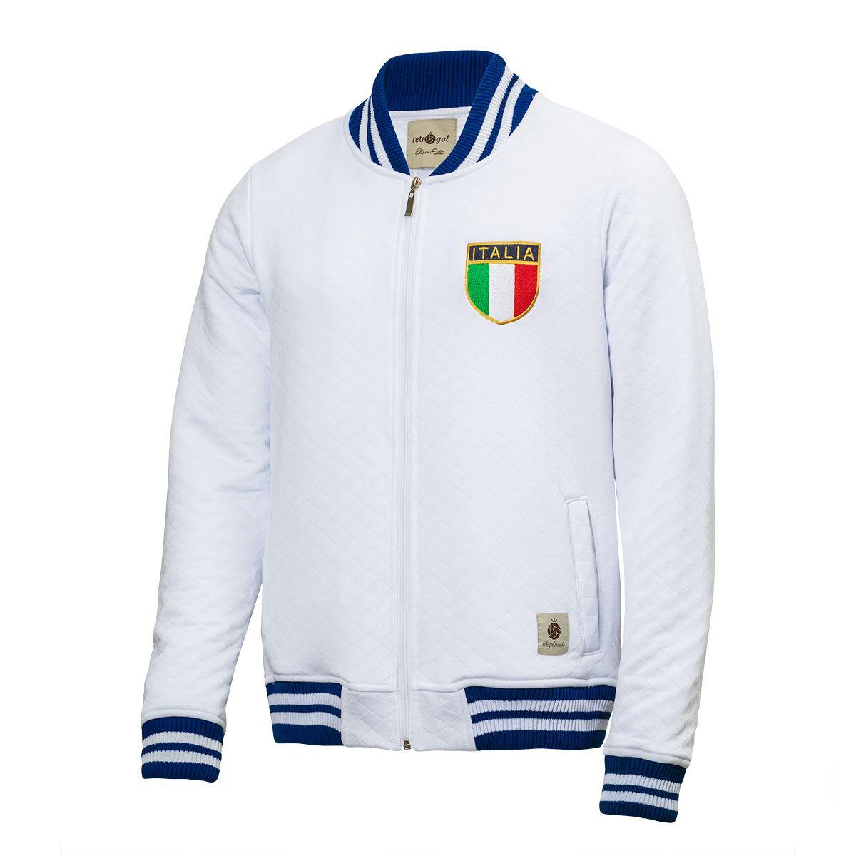 c2bb11e36 Jaqueta Itália Retrô Gol Classic Masculina
