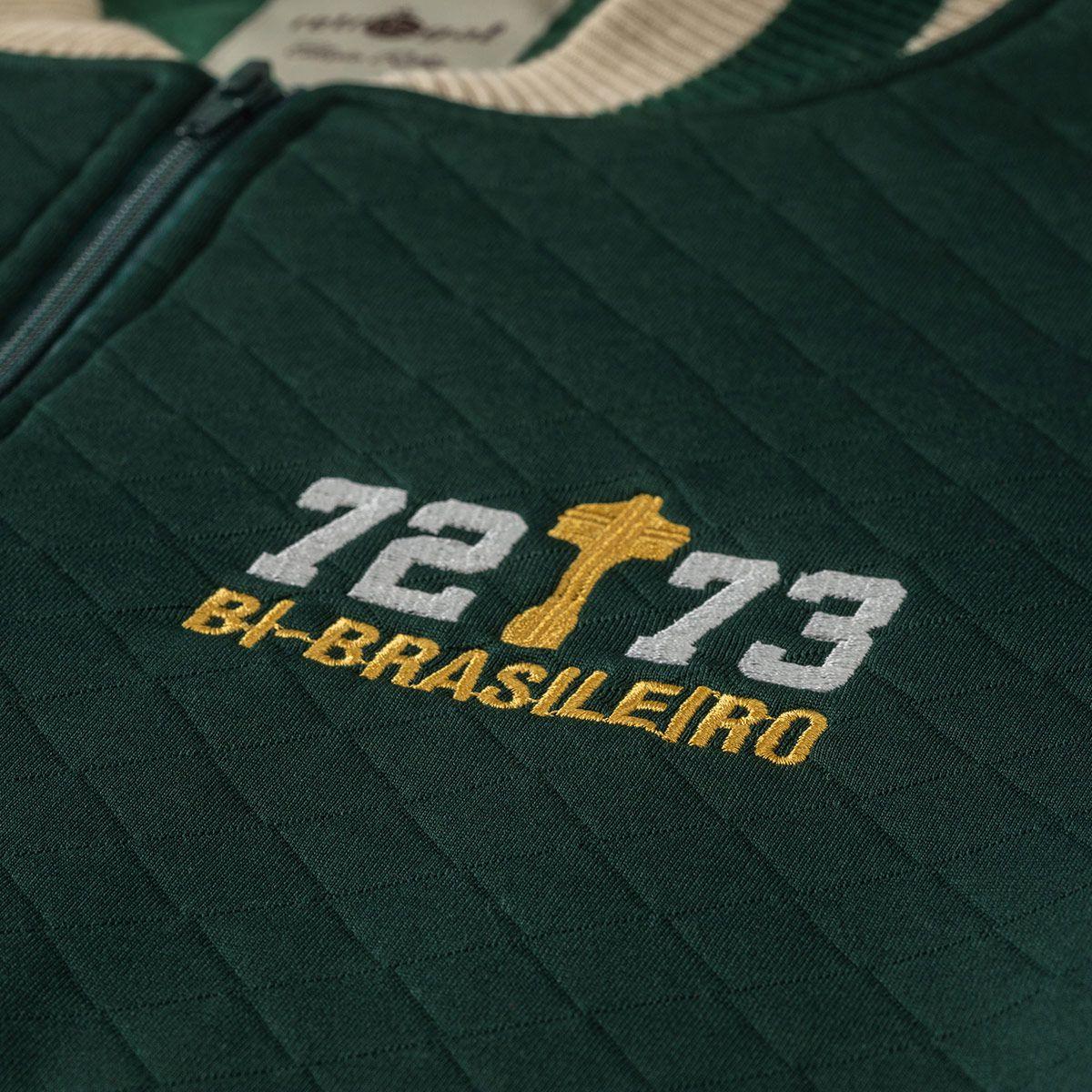 Jaqueta Palmeiras Ademir Retrô Gol Classic Masculina