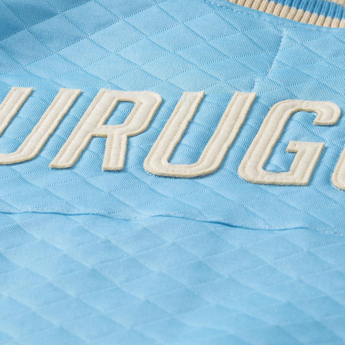 Jaqueta Uruguai Retrô Gol Classic Masculina