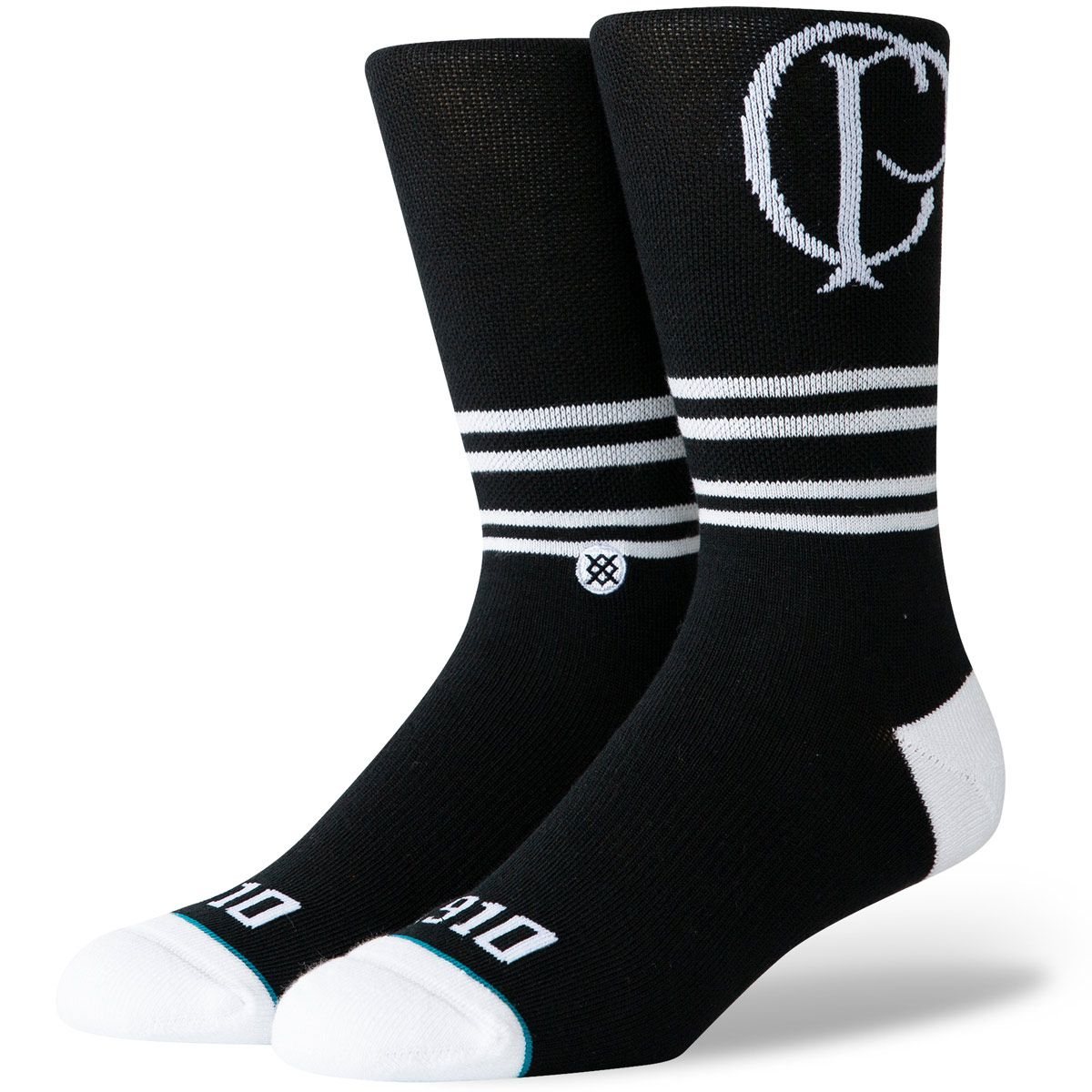 Meia Corinthians Stance Stripe