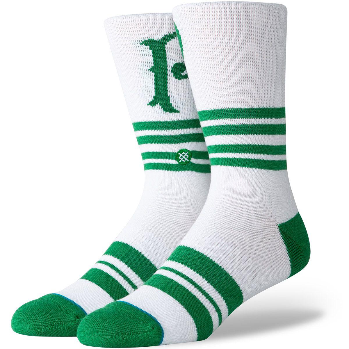 Meia Palmeiras Stance Stripe