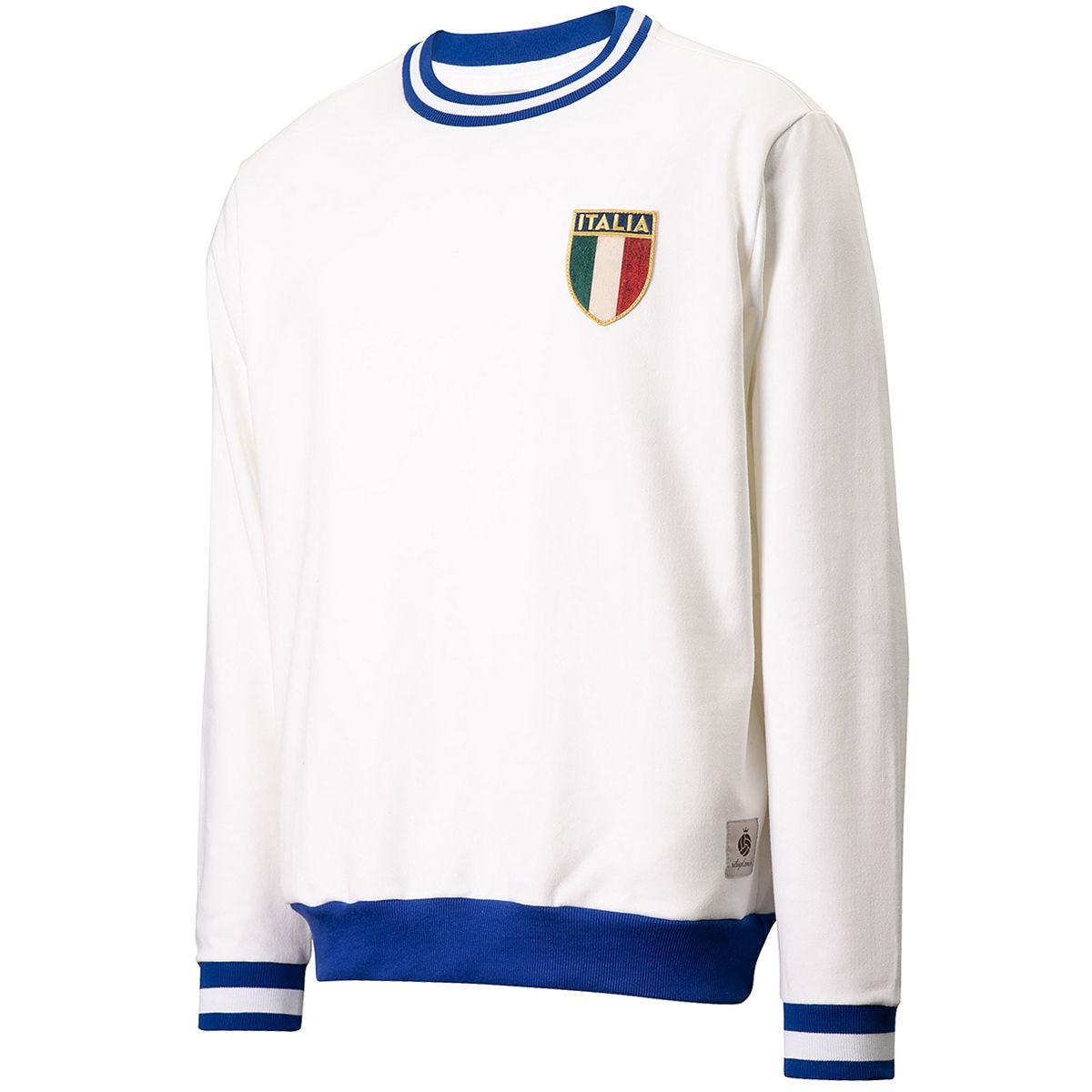 Moletom Itália Retrô Off White Masculino