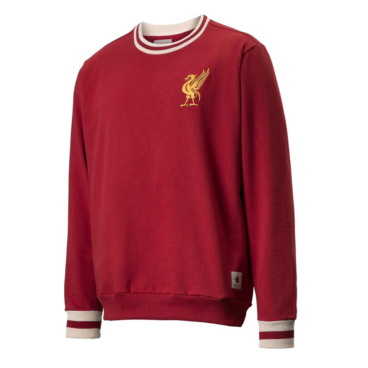Moletom Liverpool Retrô Vermelho Masculino
